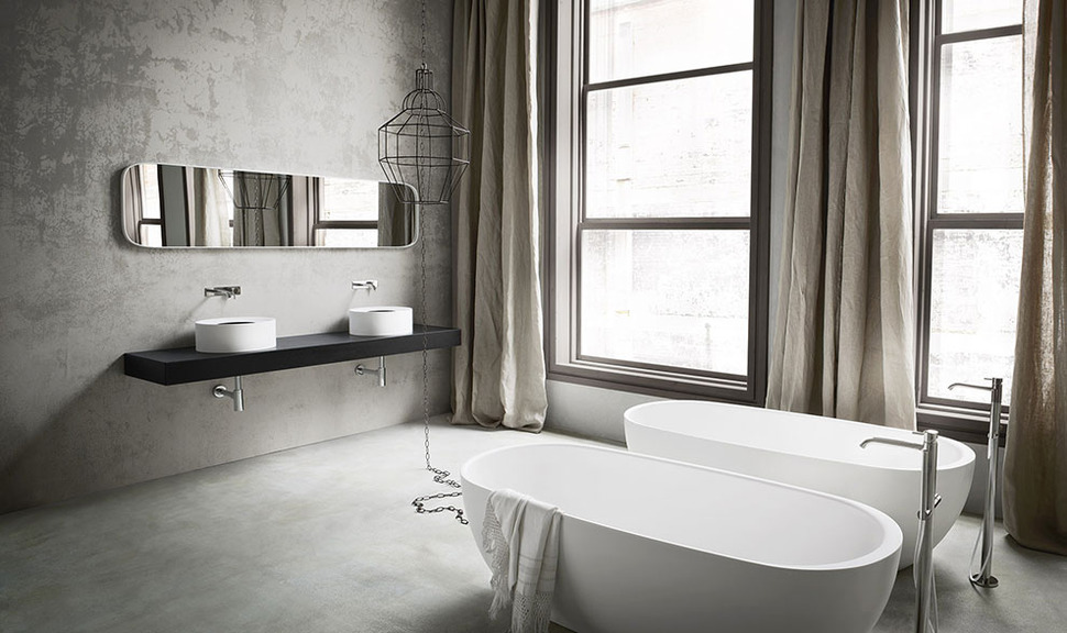 Bon View In Gallery Minimalist Bathroom Inspirations From Rexa Design 8