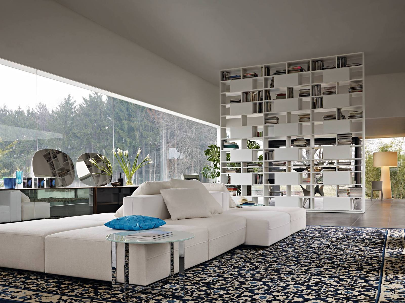 Superbe Home Interior Inspirations From Molteni