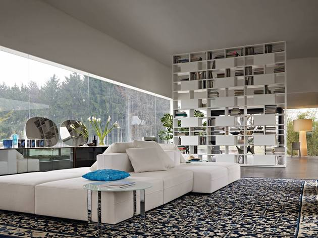 glass house wows modern creativity artistic designs 1 thumb 630x472 18345 Home Interior Inspirations from Molteni