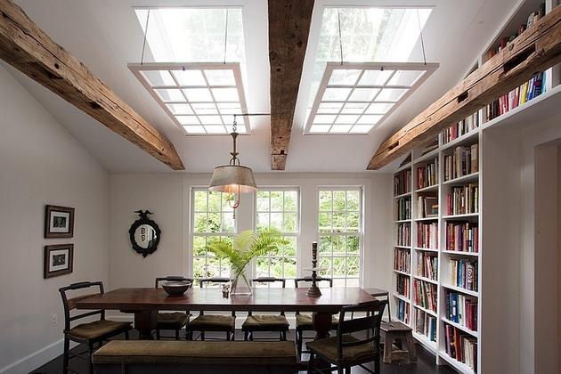 casually elegant historic home 1 library thumb 630x420 26473 Casually Elegant Historic Home