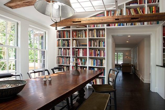 casually elegant historic home 2 library thumb 630x420 26475 Casually Elegant Historic Home
