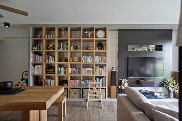ideas small space lifestyles 2 open plan thumb 630x419 27816 Ideas for Small Space Living