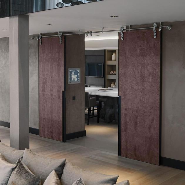 cozy-home-interior-eco-glam-9-leather-doors.jpg
