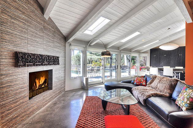 exotic ranch house blends rustic chic and california cool 2 thumb 630xauto 33644 Exotic Ranch House Blends Rustic Chic and California Cool
