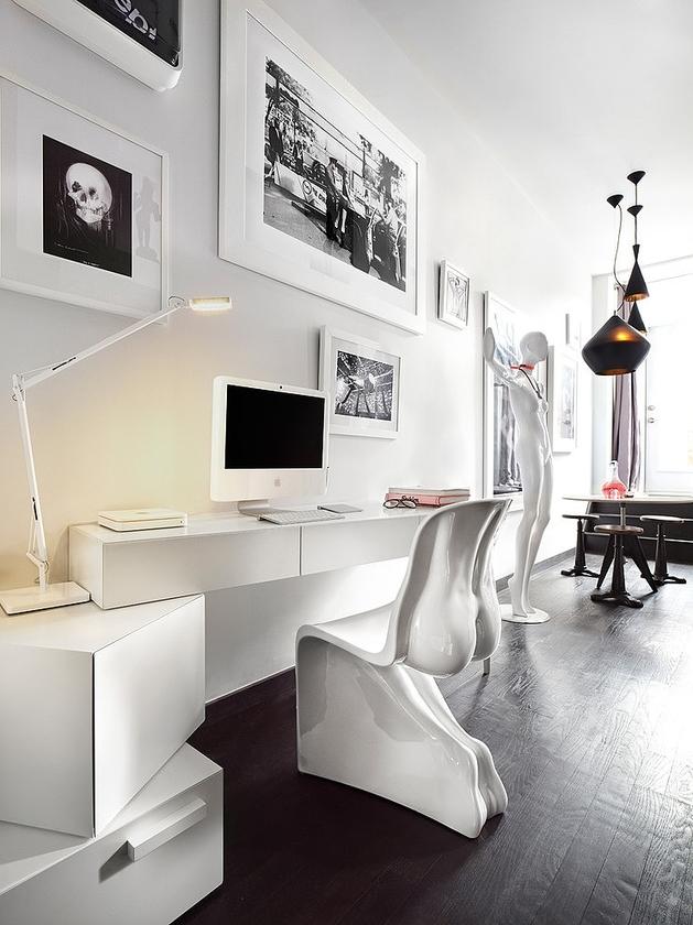 loft design uses furnishings art 2 office thumb autox840 32570 Loft Design uses Furnishings as Art