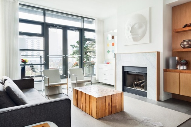 urban penthouse marrying contemporary design and art 1 thumb 630xauto 35971 Urban Penthouse Marrying Contemporary Design and Art