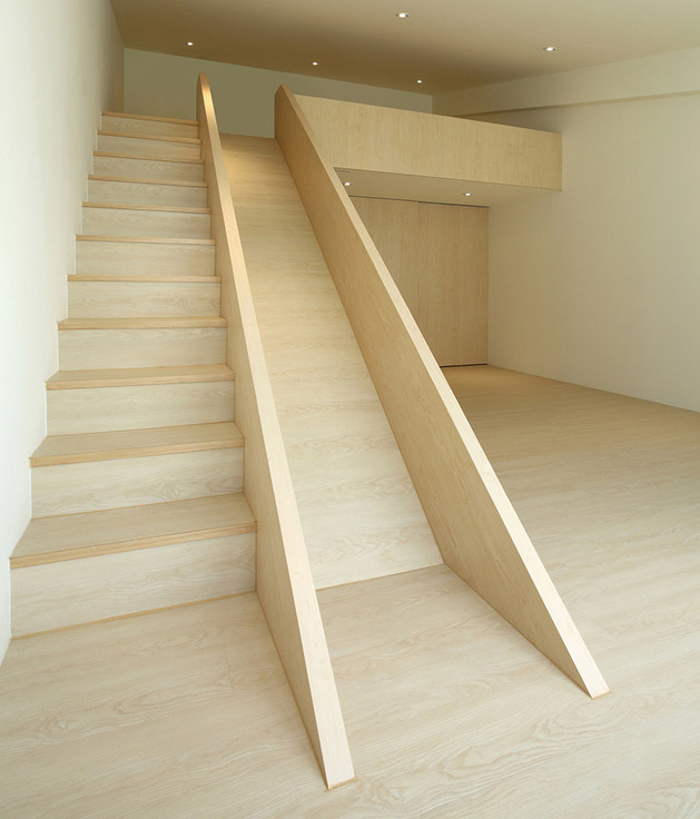 stair slide for kids under stair storage for parents 2 thumb autox736 53460 Stair Slide for Kids, Under Stair Storage for Parents