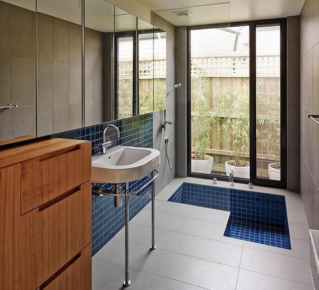sunken shower is an advanced diy 1 thumb 630xauto 53472 Sunken Shower is an Advanced DIY