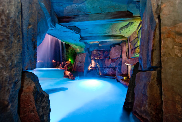 view in gallery awesome cave pools lagoon pool grotto imondoapplejpg - Swimming Pools With Grottos