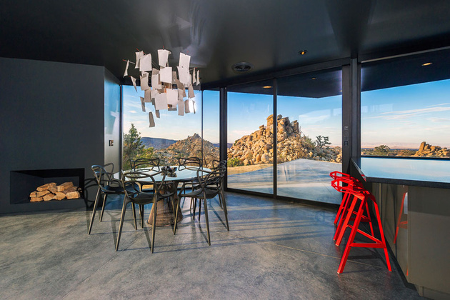 23-modern-dining-room-with-paper-chandelier-metal-red-chairs.jpg