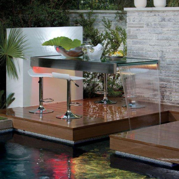 modern koi ponds and water gardens thumb 630xauto 64590 35 Sublime Koi Pond Designs and Water Garden Ideas for Modern Homes