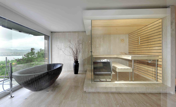 Awesome Bathroom Interiors By Bagno Sasso Fascinating Awesome Bathrooms