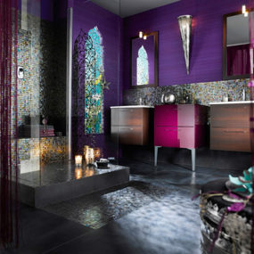 Bathroom Design Ideas Gallery: chic bathroom pictures by Delpha