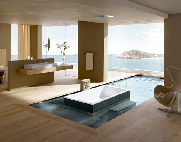 Brilliant Bathroom Design Ideas from Kaldewei