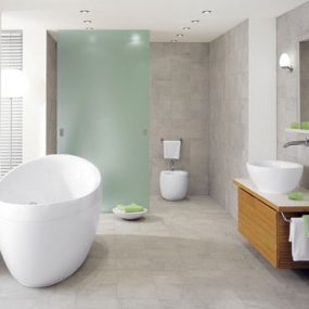 Bathroom Design Idea from Villeroy and Boch – A Perfect Oasis of Relaxation