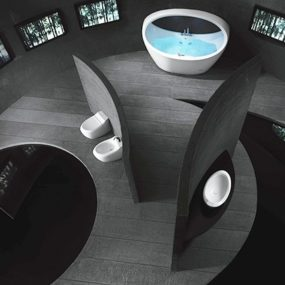 Bathroom Design Inspiration from Jacuzzi – Morphosis bath