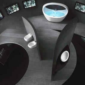 Bathroom Design Inspiration from Jacuzzi – Morphosis bath