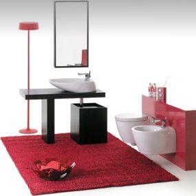 Bathroom Designs from Simas – Flow and Bohemien Bathrooms
