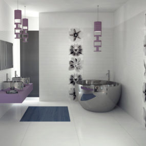 Modern Bathroom Design Inspiration from Viva Ceramica