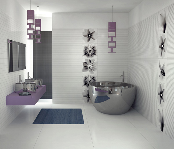 bathroom design viva thumb Modern Bathroom Design Inspiration from Viva Ceramica