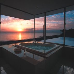 Bathroom Design with a View