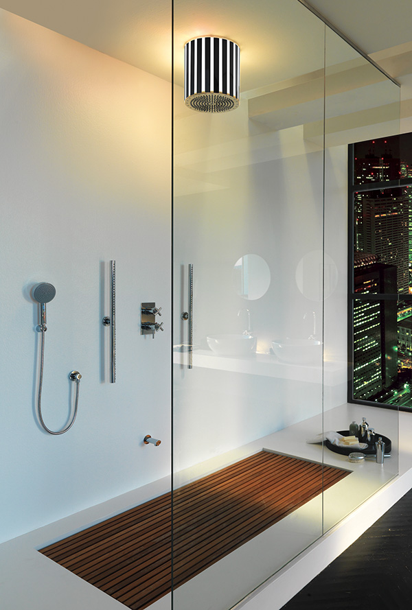 Contemporary Bathroom Showers modern bathroom interiorsjaclo