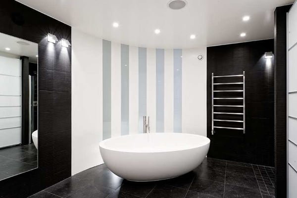 Black Bathroom Design Ideas 2 Black Bathroom Design Ideas
