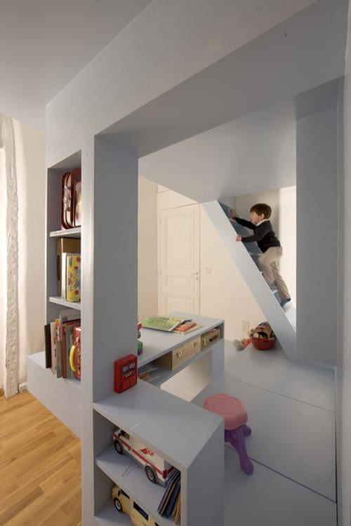 Childrens Space Design