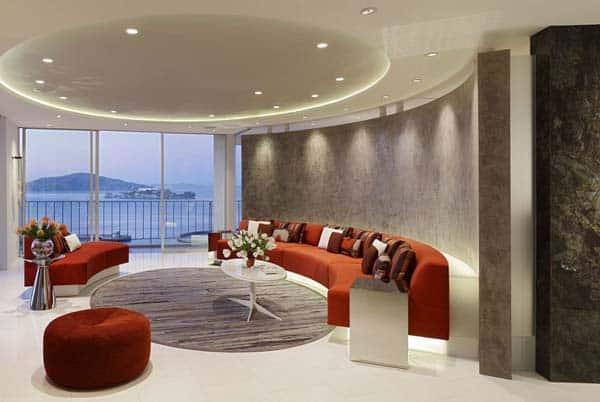 Beautiful Circular Room Design 2 Home Design Ideas