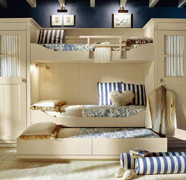 classic english style childrens bedroom minacciolo 3
