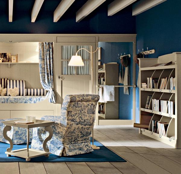classic english style childrens bedroom minacciolo 5