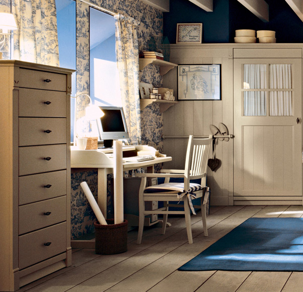 classic english style childrens bedroom minacciolo 7