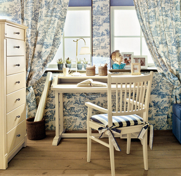 Classic English Style Children S Bedroom By Minacciolo