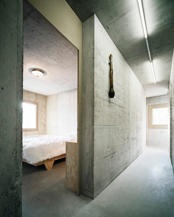 concrete interior design 5