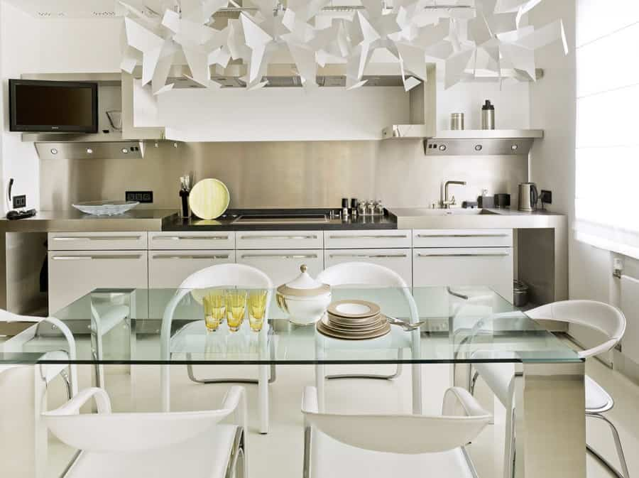 View In Gallery Contemporary Luxury Russian Design Apartment 10