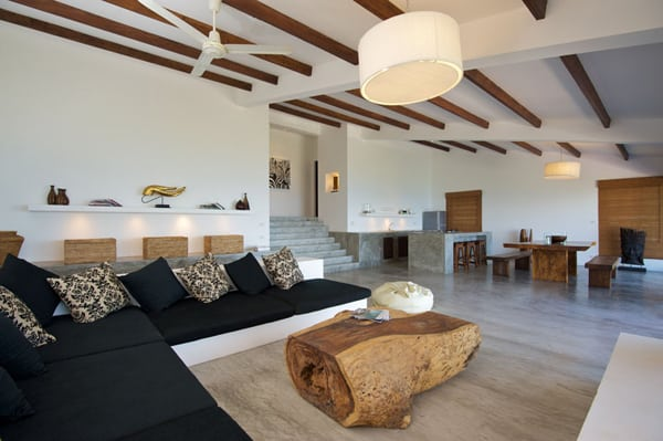 contemporary tropical interior design casas del sol villas 3 Contemporary Tropical Interior Design