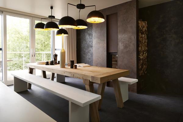 cozy black interiors yoo 2 Cozy Black Interiors by Yoo