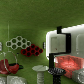 Creative Interior Design by Geometrix Design