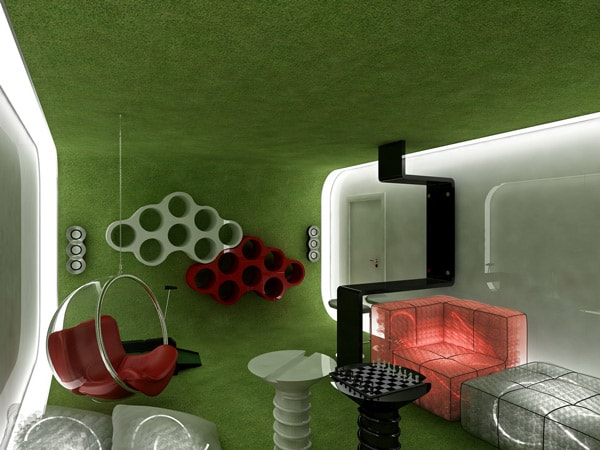 Creative interior design by geometrix design for Creative live interior design