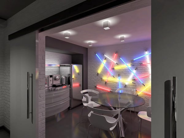 Lighting In Interior Design Creative Creative Interior Designgeometrix Design