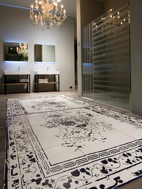 decorating bathroom with rugs antonio lupi 2