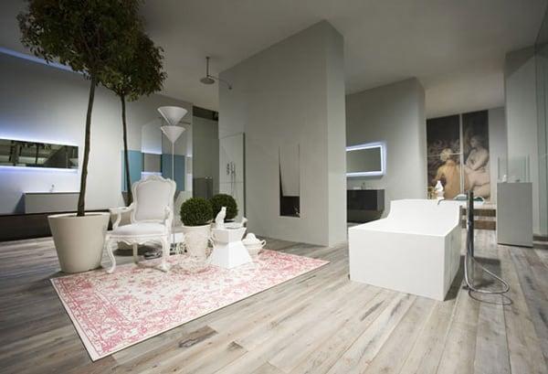 decorating bathroom with rugs antonio lupi 5
