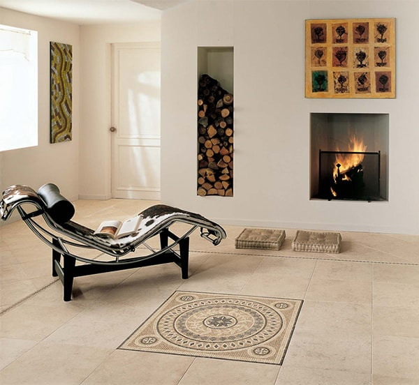 designing a room with a fireplace