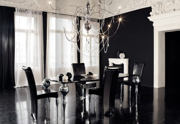 dining room inspiration cattelan italia Luxury Dining Room Ideas by Cattelan Italia