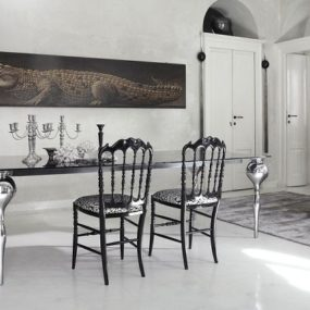 Luxury Dining Room Ideas by Cattelan Italia