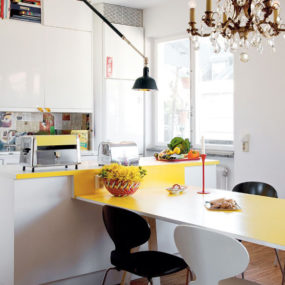 Extending the Kitchen Island: DIY Idea