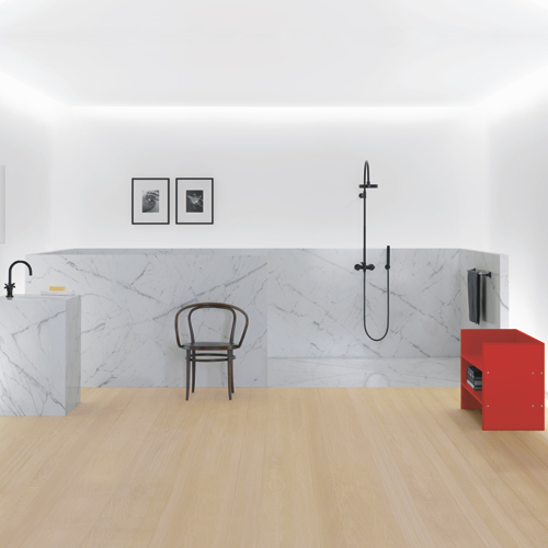 dornbracht minimalist bathroom 1 Minimalist Bathrooms   Zen like Bathroom Designs by Dornbracht