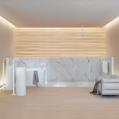 Minimalist Bathrooms Zen Like Bathroom Designs By Dornbracht