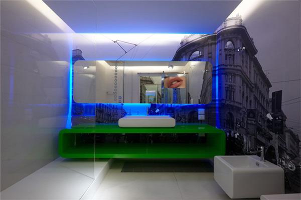 dramatic lighting bedroom interiors 5