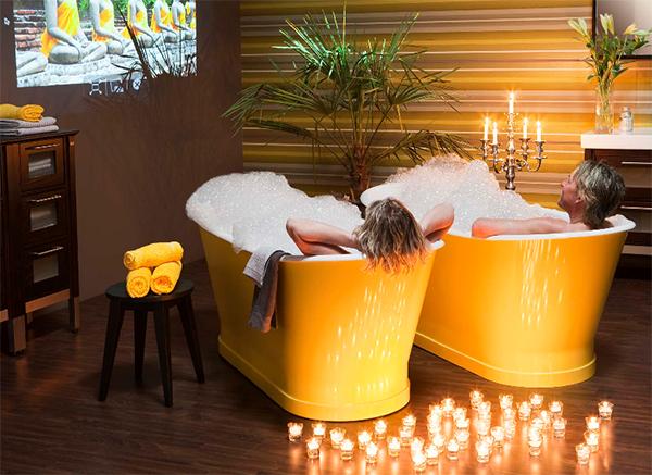 Dual Tub Bathroom Design Inspiration By DuoBad